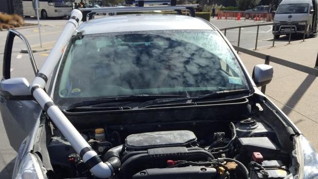 snorkel car