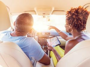2017black-couple-driving